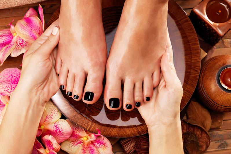 Salon G & Spa, Inc Pedicures